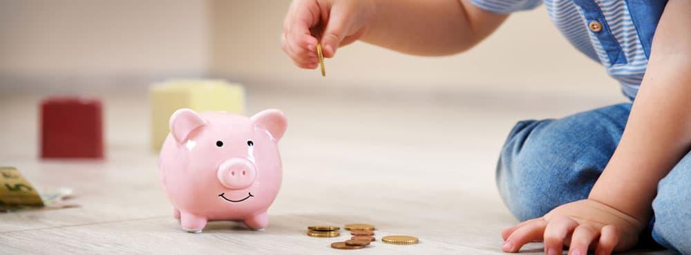 Réussir l'éducation financière de vos enfants